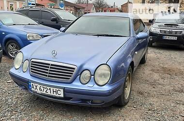 Купе Mercedes-Benz CLK 200 1998 в Харькове