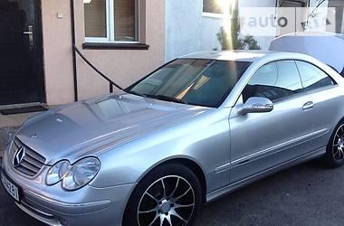 Mercedes-Benz CLK 270 2002