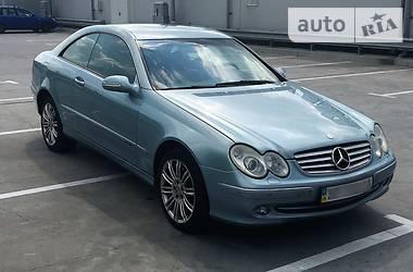 Mercedes-Benz CLK 270 2003 в Киеве