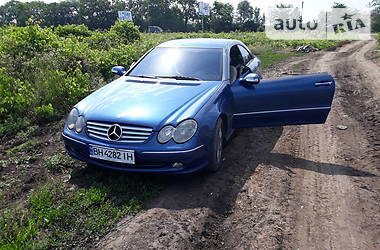 Mercedes-Benz CLK 270 2002 в Одессе