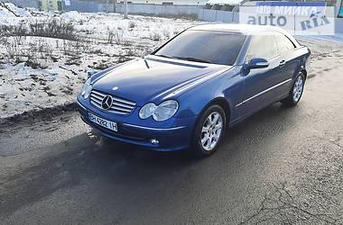 Купе Mercedes-Benz CLK 270 2002 в Одессе