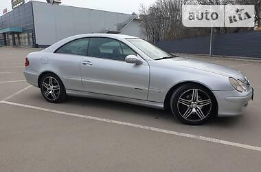 Купе Mercedes-Benz CLK 270 2003 в Одессе