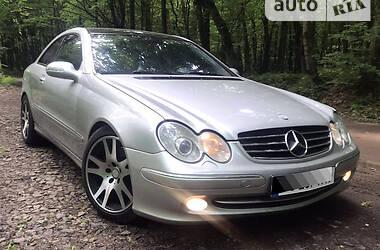 Купе Mercedes-Benz CLK 270 2003 в Львове
