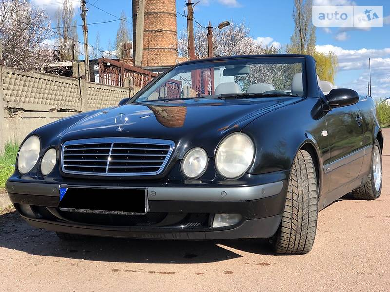 Mercedes-Benz CLK 320 2000 в Киеве