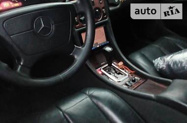 Mercedes-Benz CLK 320 1998 в Кременчуці