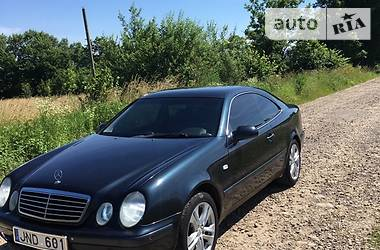 Mercedes-Benz CLK 320 2000 в Калуше