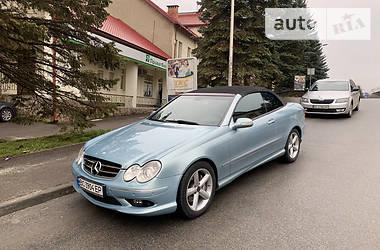 Кабриолет Mercedes-Benz CLK 320 2004 в Трускавце