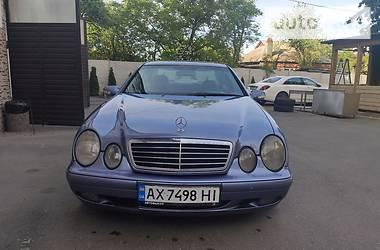 Купе Mercedes-Benz CLK 320 2001 в Харькове