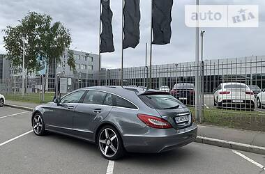Mercedes-Benz CLS 220 2015 в Києві