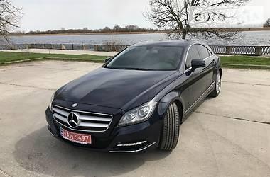 Mercedes-Benz CLS 250 2013 в Херсоне