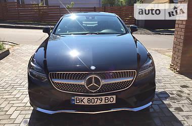 Седан Mercedes-Benz CLS 350 2013 в Ровно