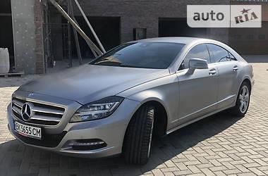 Купе Mercedes-Benz CLS 350 2014 в Киеве