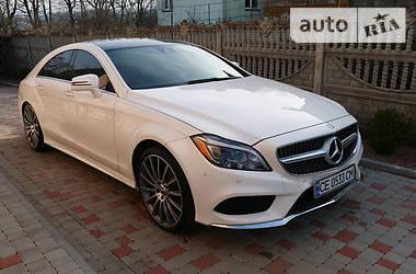 Mercedes-Benz CLS 400 2014 в Черновцах