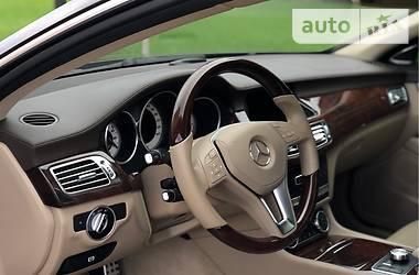 Mercedes-Benz CLS 500 2013 в Києві