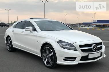 Mercedes-Benz CLS 550 2013 в Киеве