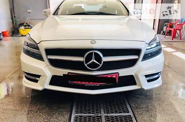 Mercedes-Benz CLS 550 2012 в Сумах