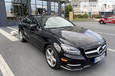 Седан Mercedes-Benz CLS 550 2014 в Борисполе