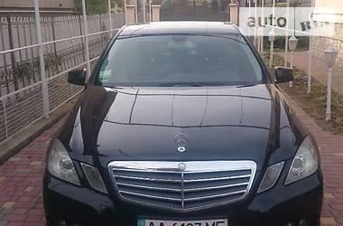 Mercedes-Benz E 200 2010 в Ужгороде
