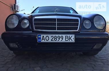 Mercedes-Benz E 200 1998 в Мукачево