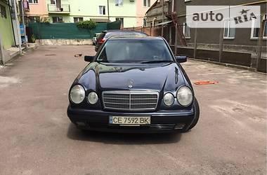 Mercedes-Benz E 200 1998 в Черновцах