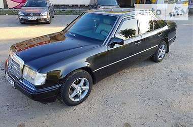 Mercedes-Benz E 200 1992 в Харькове