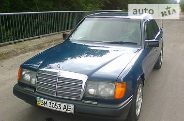 Mercedes-Benz E 200 1991 в Сумах