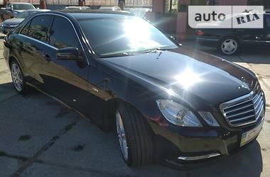 Mercedes-Benz E 200 2012 в Одессе
