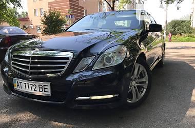 Mercedes-Benz E 200 2012 в Калуші