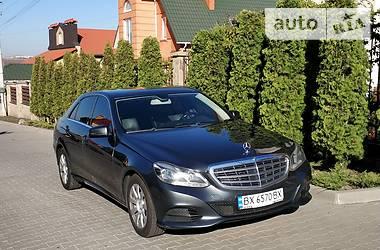 Mercedes-Benz E 200 2013 в Хмельницком