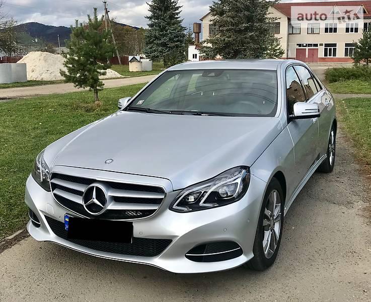 Mercedes-Benz E 200 AVANGARD