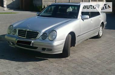 Mercedes-Benz E 200 2000 в Ковеле