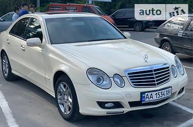 Mercedes-Benz E 200 2008 в Киеве