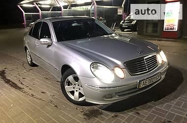 Mercedes-Benz E 200 2003 в Днепре
