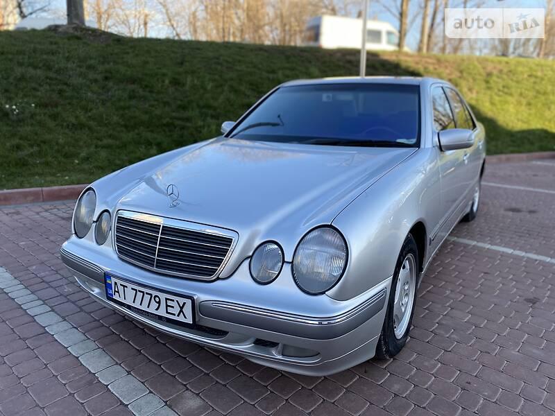 Mercedes-Benz E 200 1999 в Ивано-Франковске