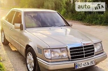 Mercedes-Benz E 200 1989 в Тернополе
