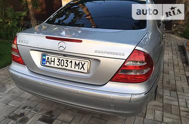 Mercedes-Benz E 200 2003 в Мариуполе