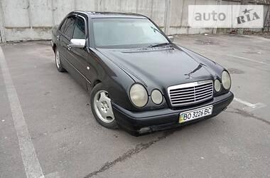 Mercedes-Benz E 200 1997 в Тернополе
