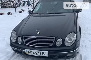 Mercedes-Benz E 200 2003 в Ковеле