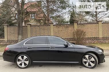 Mercedes-Benz E 200 2017 в Луцке