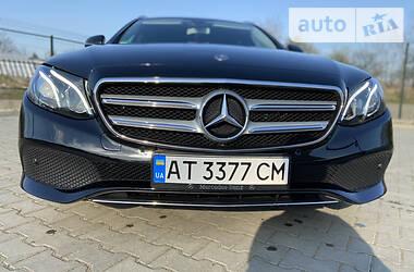 Mercedes-Benz E 200 2018 в Коломые