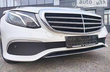 Mercedes-Benz E 200 2019 в Киеве