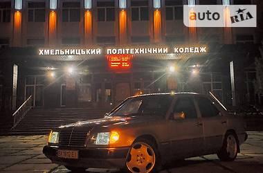 Седан Mercedes-Benz E 200 1993 в Хмельницькому