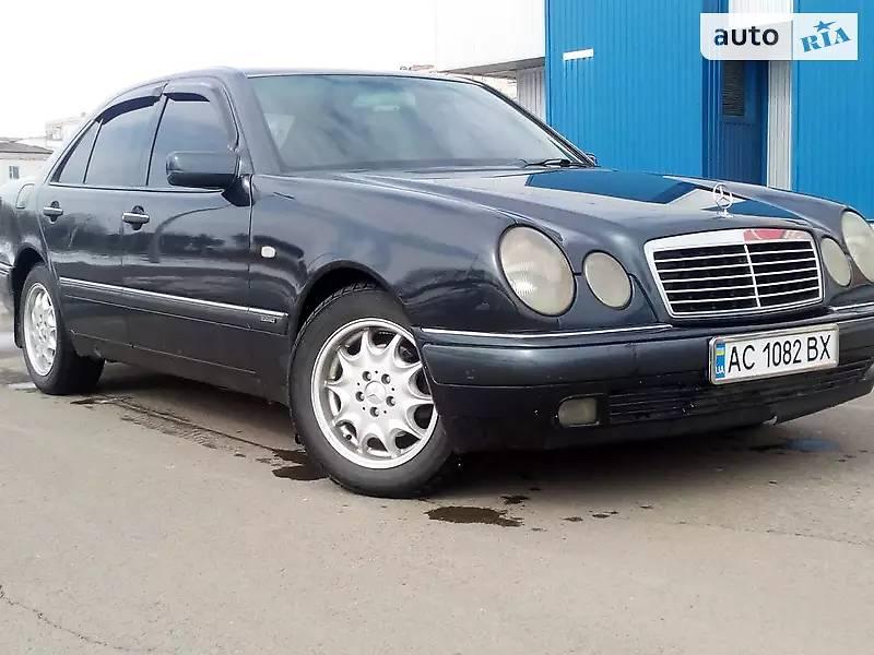 Mercedes-Benz E 220 1996 в Ковеле