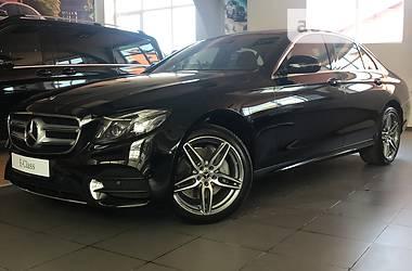 Mercedes-Benz E 220 2018 в Днепре