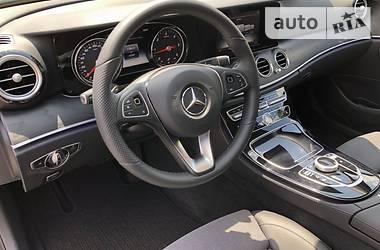 Mercedes-Benz E 220 2017 в Виннице