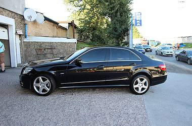 Mercedes-Benz E 220 2011 в Киеве