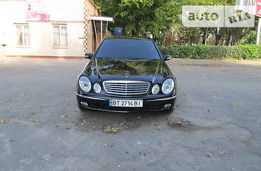 Mercedes-Benz E 220 2005 в Херсоне