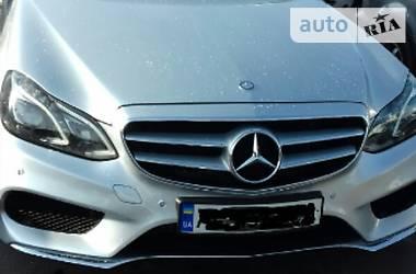 Mercedes-Benz E 220 2014