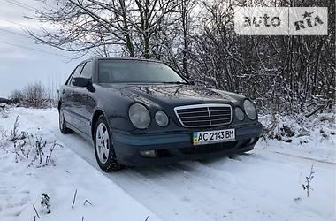Mercedes-Benz E 220 2000 в Владимир-Волынском