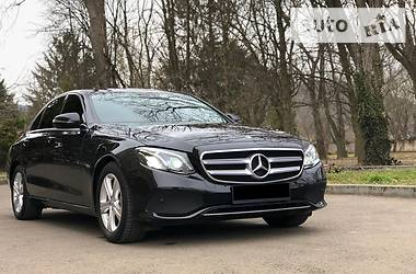 Mercedes-Benz E 220 D W213